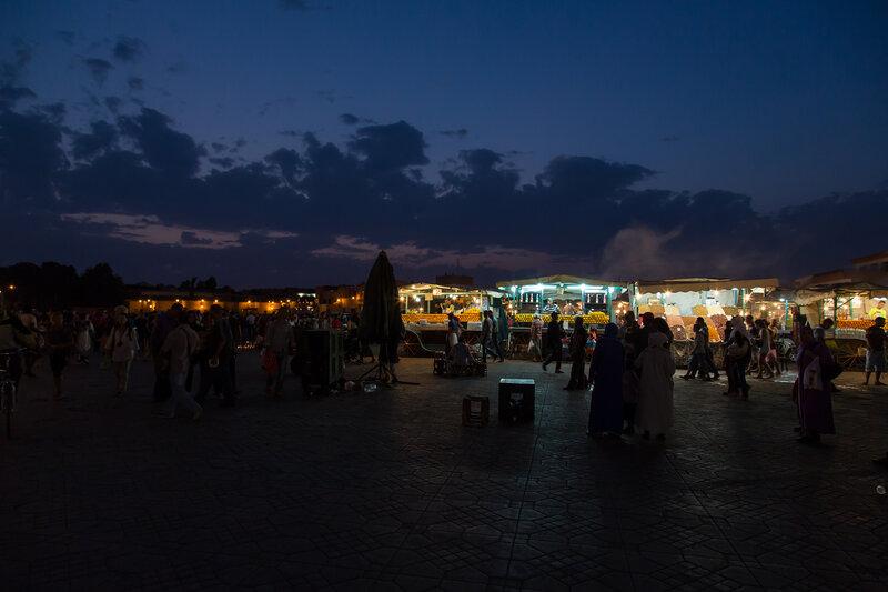 Маракеш. Рынок