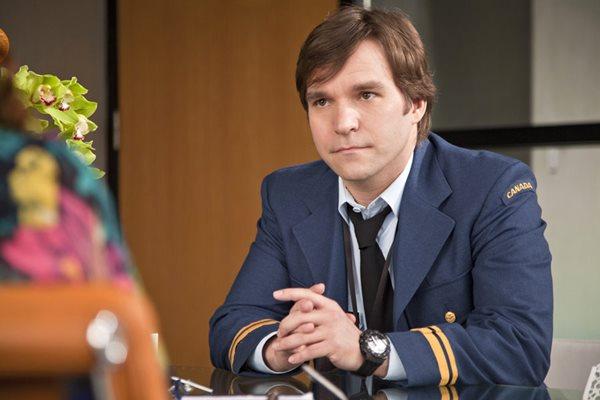 Джофф Густафссон (актер)