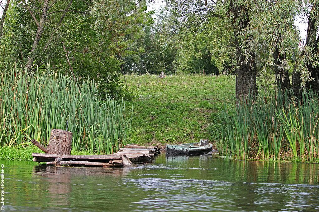 река, оскол, волоконовский район, Белгородская область