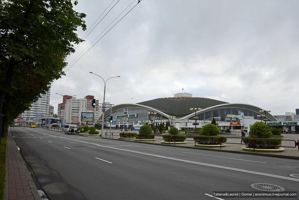 Летняя прогулка по Минску