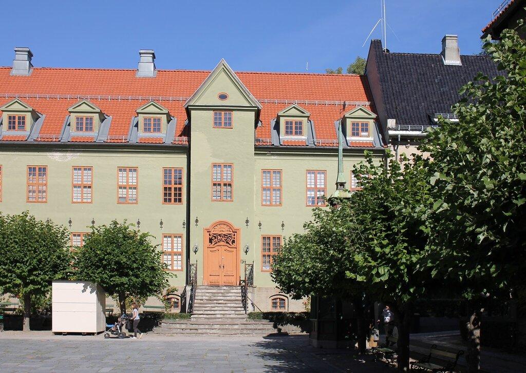 Oslo, Norsk Folkemuseum, Осло, Норвежский этнографический музей