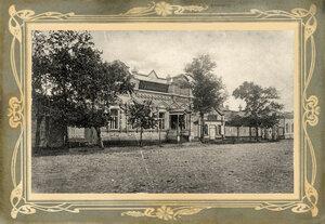 Угол Московской и Соборной