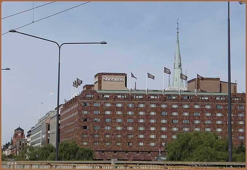 Отель sheraton шератон