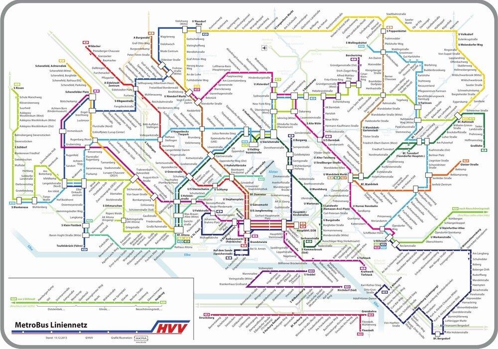 6 маршрутов пассажирских