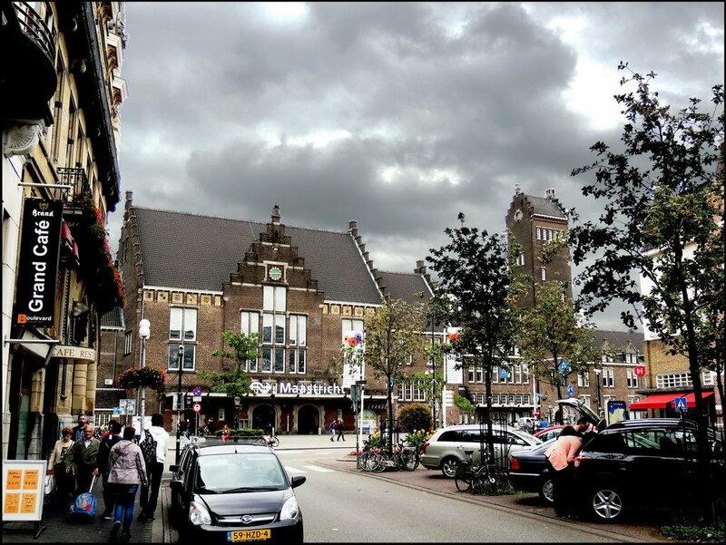 Maastricht 7472 Station