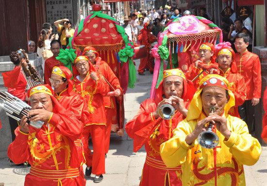 Традиционные подарки к китае