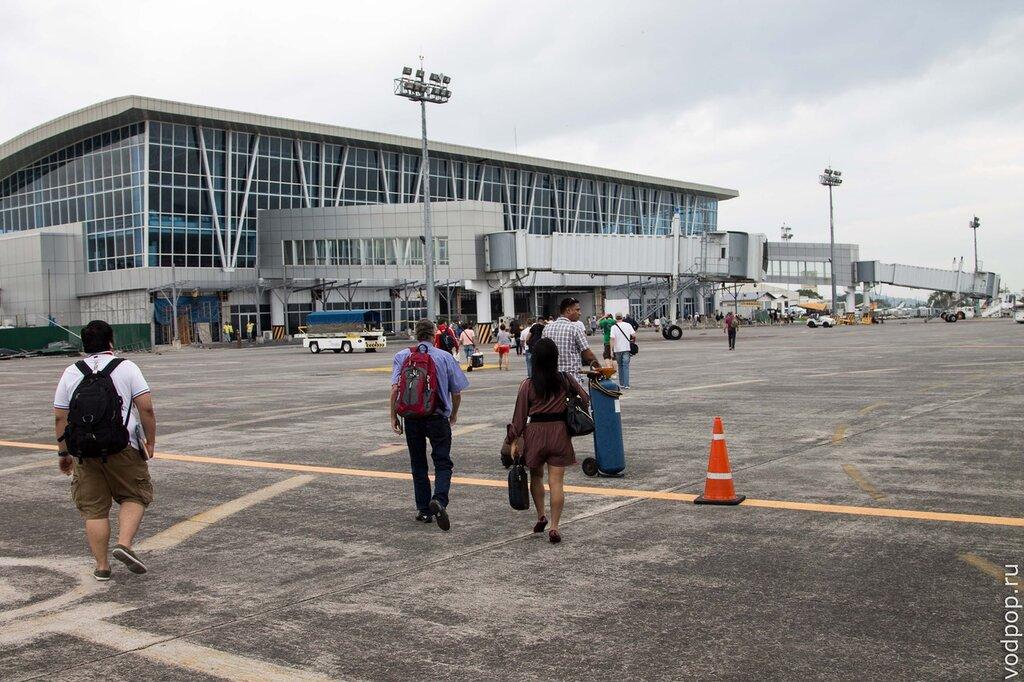 Аэропорт Кларка на Филиппинах