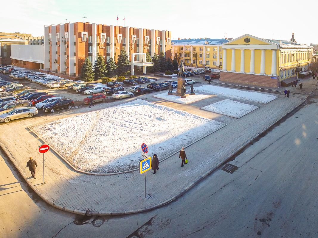 Площадь П. А. Столыпина, Саратов фото 1