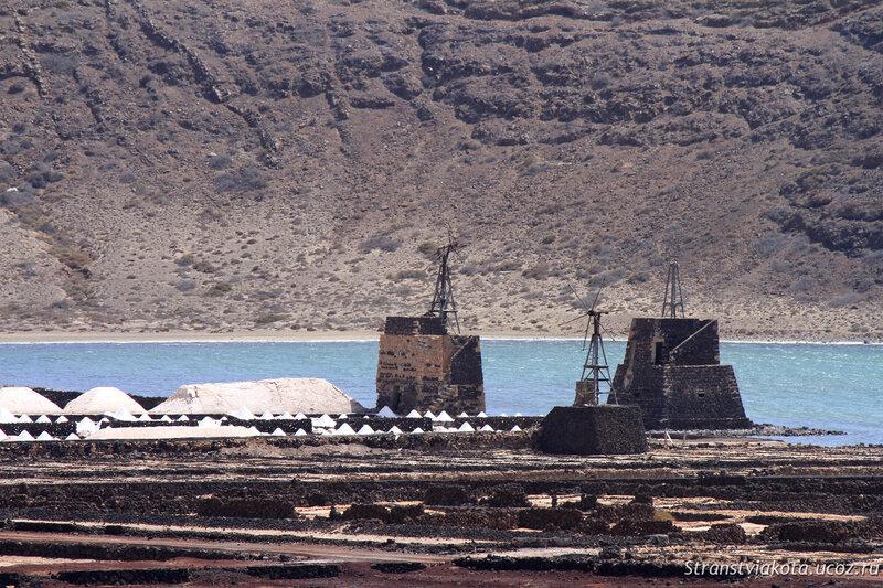 Лансароте - остров ветра. Часть 2