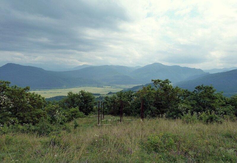 В окрестностях плато Лагонаки