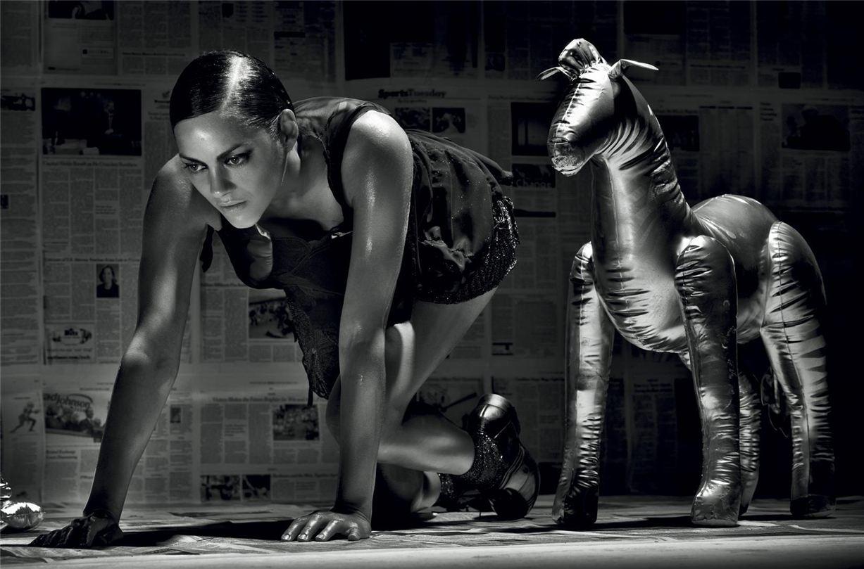Марион Котийяр / Marion Cotillard by Craig McDean in AnOther Magazine S/S 2010