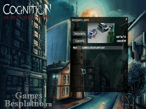 Cognition: An Erica Reed Thriller. Episode 3: The Oracle + русификатор