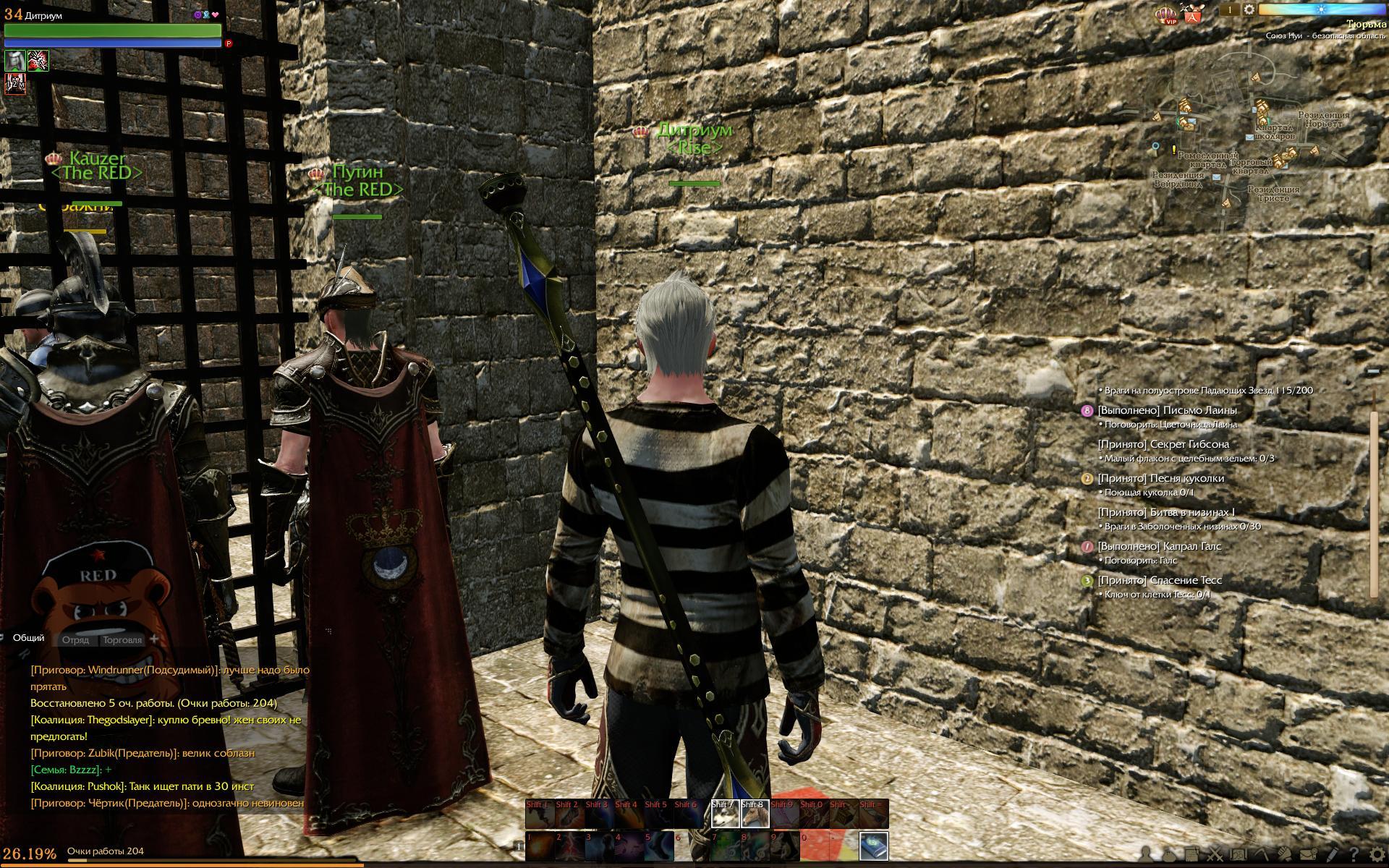 La2 попасть в тоннель пиратов