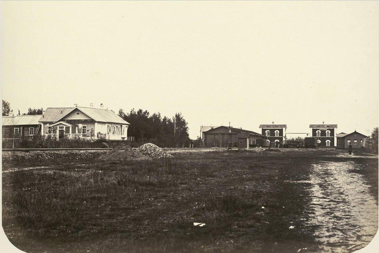 20. Станция Березайка
