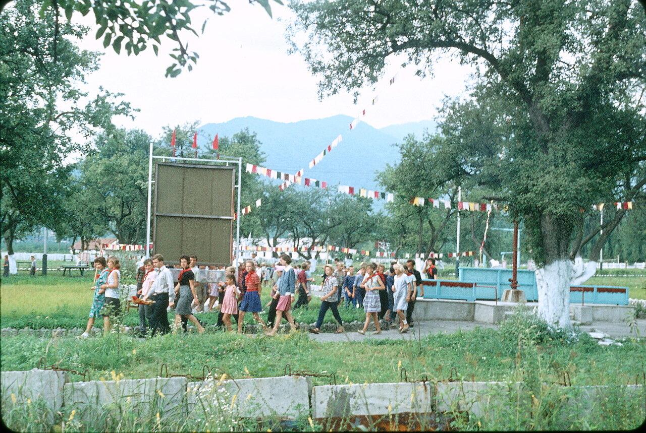 Рассказы о пионерском лагере 17 фотография