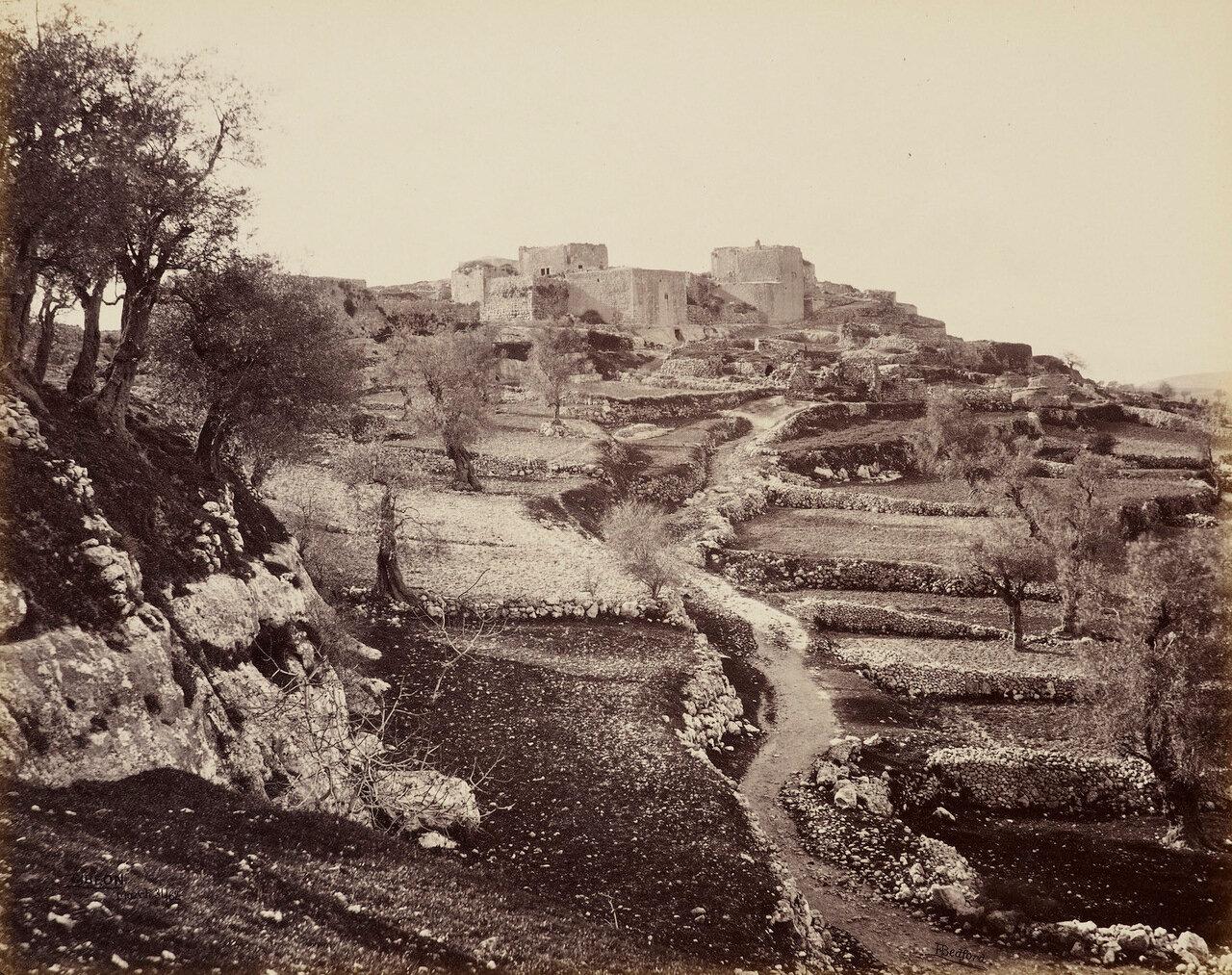 31 марта 1862. Гаваон