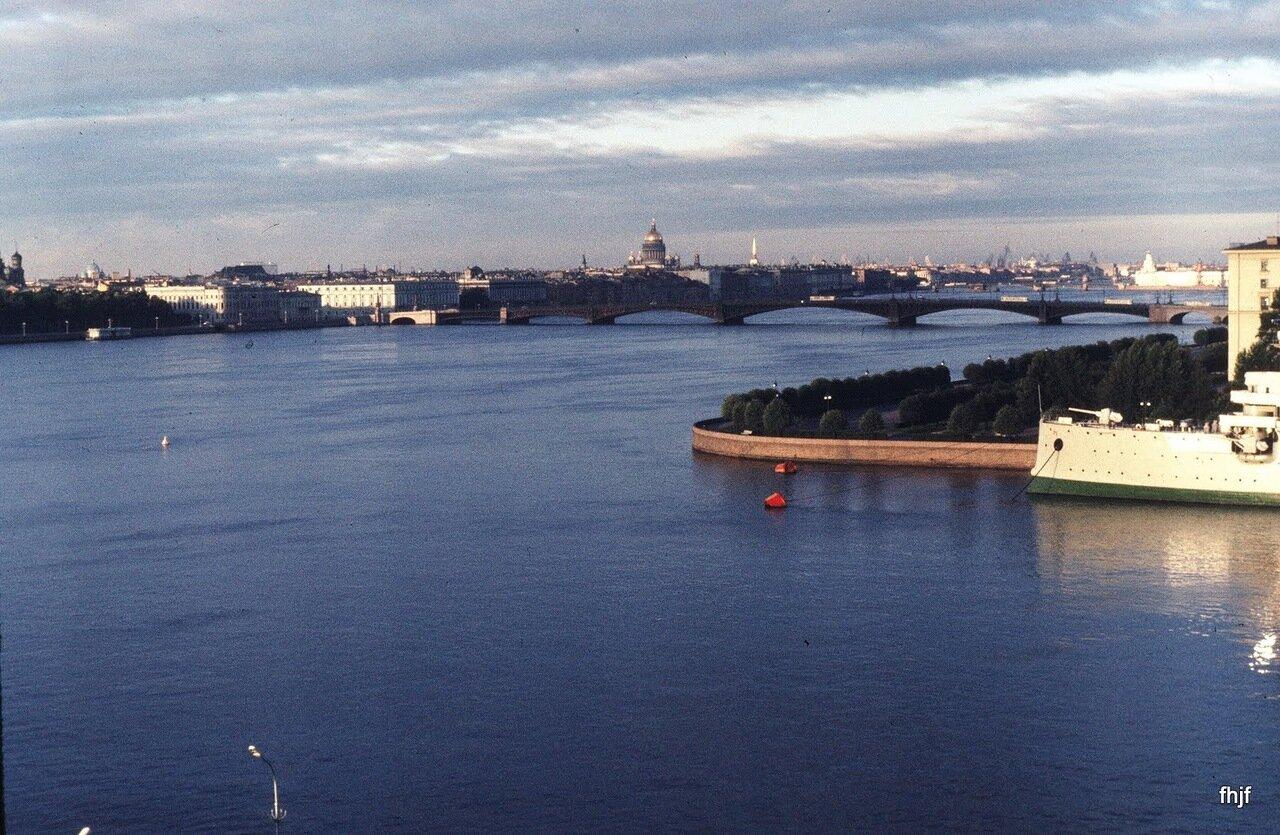 Early am from Hotel Leningrad - River Neva