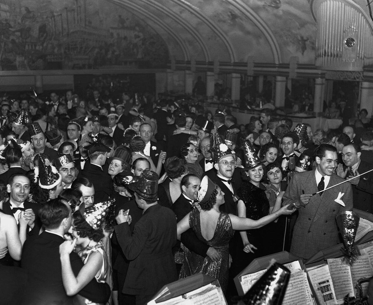1937. Новогодний бал в Cotton Club