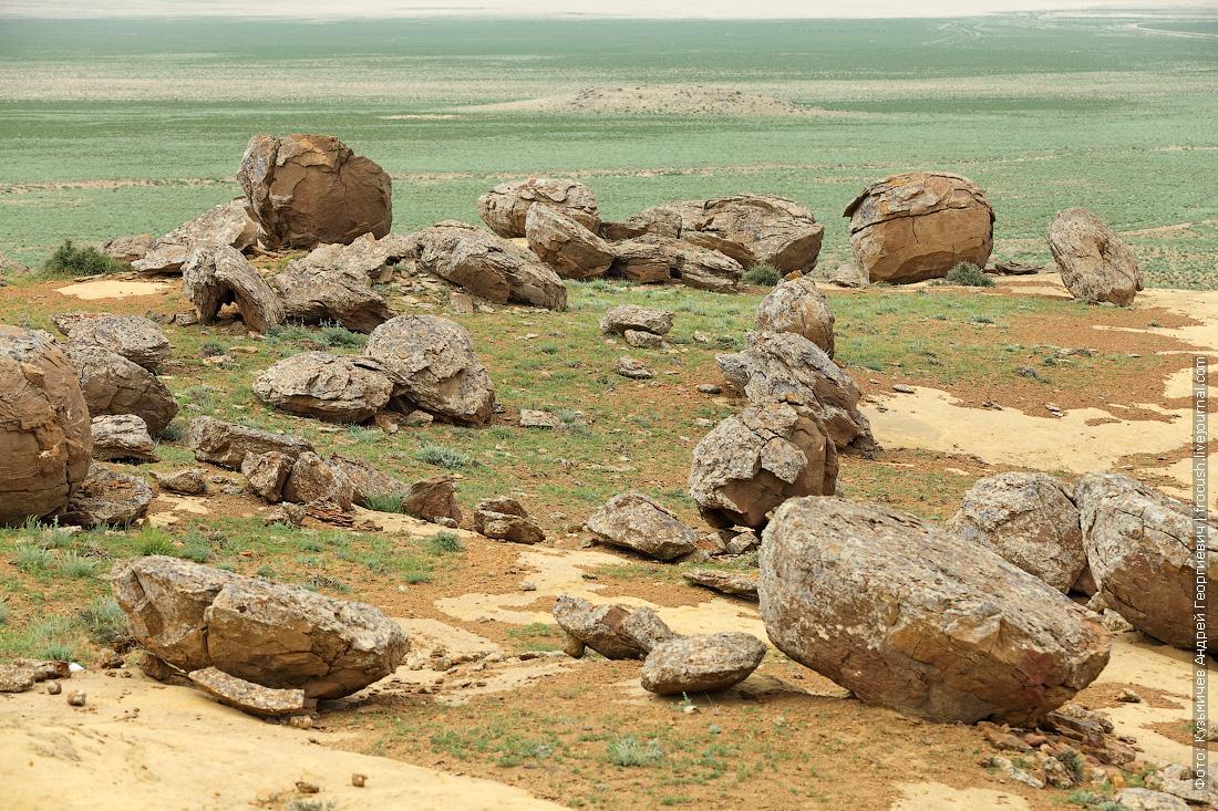 каменные конкреции