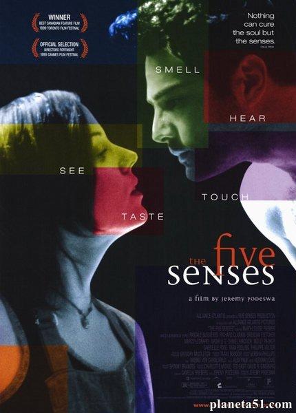 Пять чувств / The Five Senses (1999/DVDRip)
