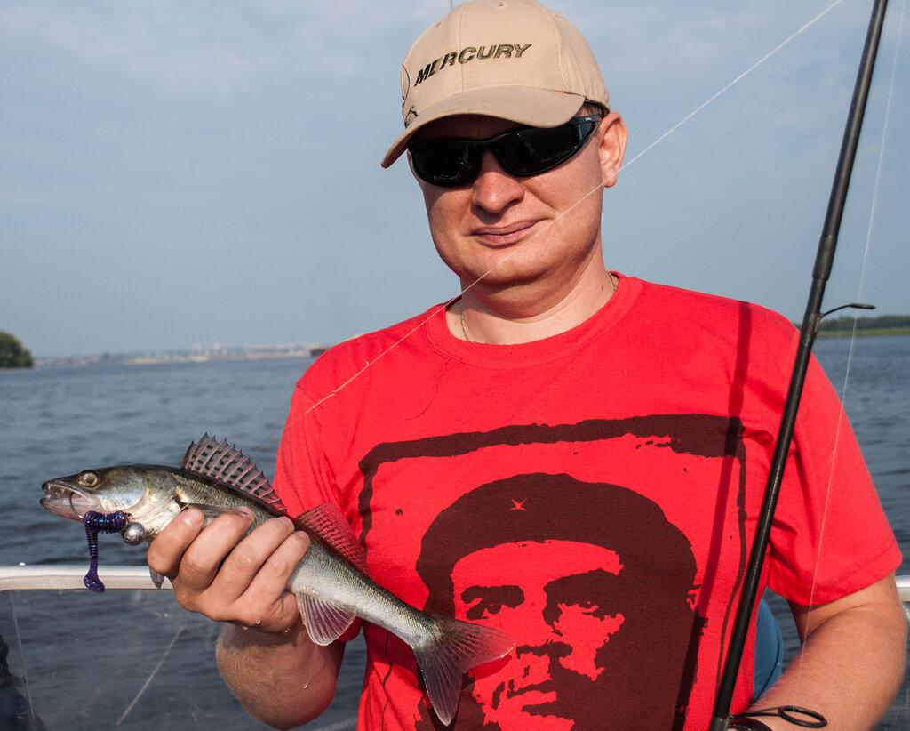 Изображение 1 : Марпарижская рыбалка