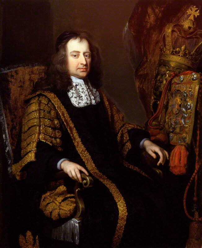 NPG 4708; Francis North, 1st Baron Guilford