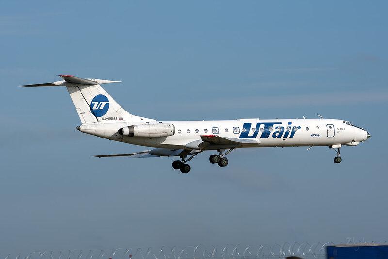 Туполев Ту-134А-3 (RA-65055) ЮТэйр DSC_3583