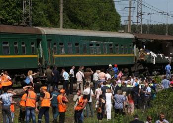 Родственники пострадавших в ж/д аварии отправятся в Москву бесплатно