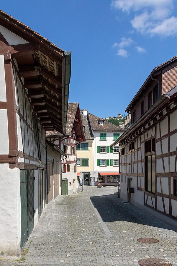 Stein am Rhein, Швейцария.