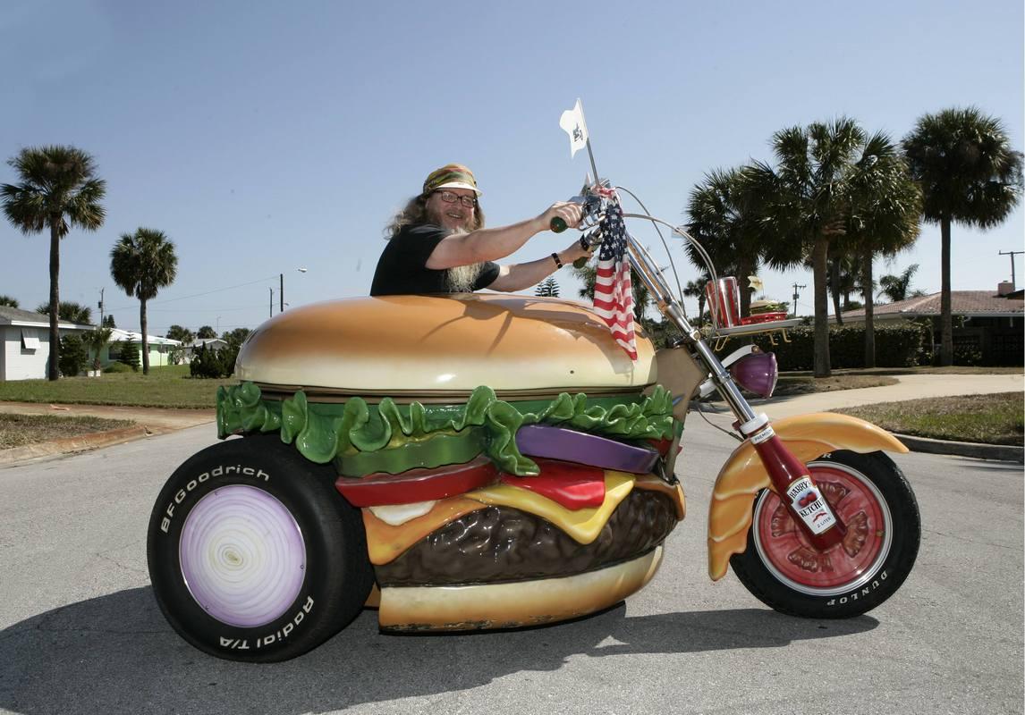 Hamburger Harley Davidson