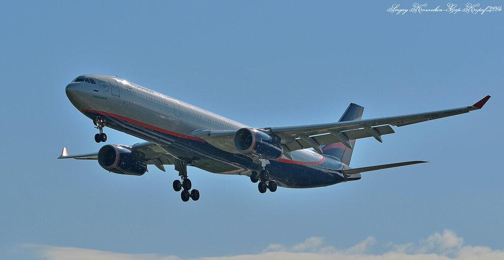 Airbus A330-343 Aeroflot