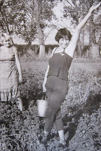 """Совхоз """"Садовый"""" 1982 год."""