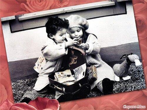 Дети в картинках и фото
