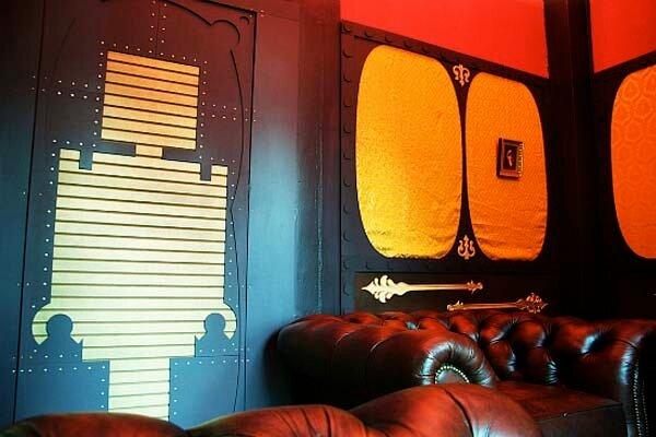 оформление офиса в стиле стимпанк