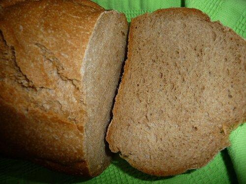 Лучший ржаной хлеб в хлебопечке