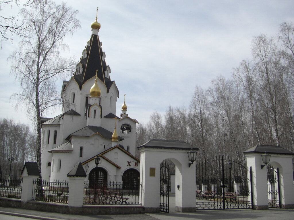 Еще один вид церкви