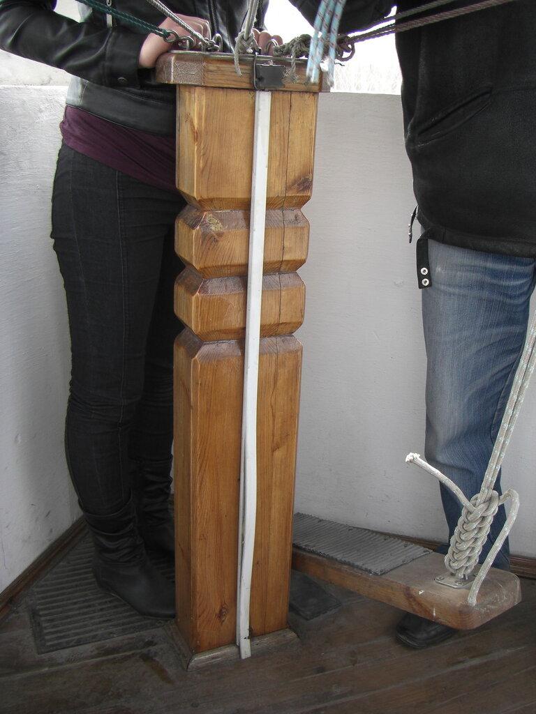 Педаль отбольшого колокола