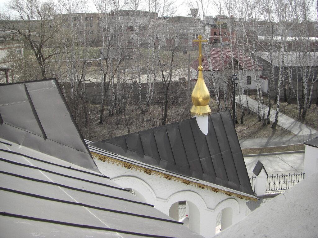 Вид с колокольни (24.04.2014)