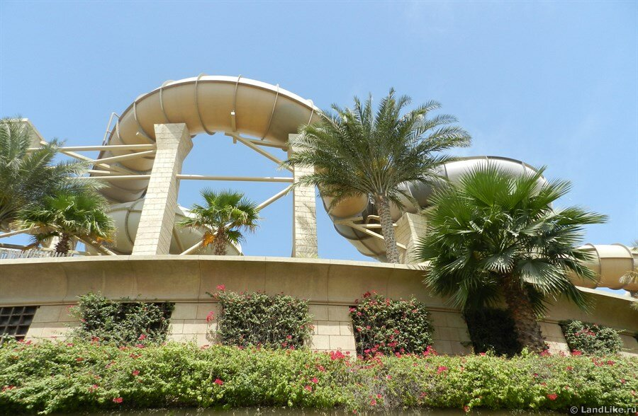 Аквапарк Wild Wadi (Вилд Вади)