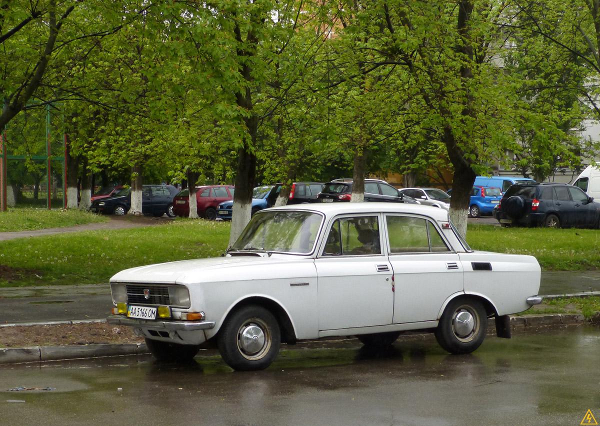Москвич-2140 (ранняя серия - 1976-1981)