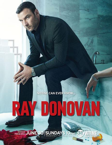 Рэй Донован / Ray Donovan - Сезон 1, Серии 1-12 [2013, HDTVRip] (NewStudio)