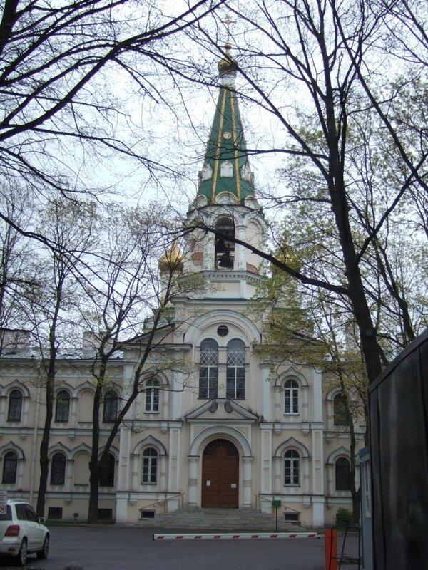 Новодевичий монастырь 8.05.2014