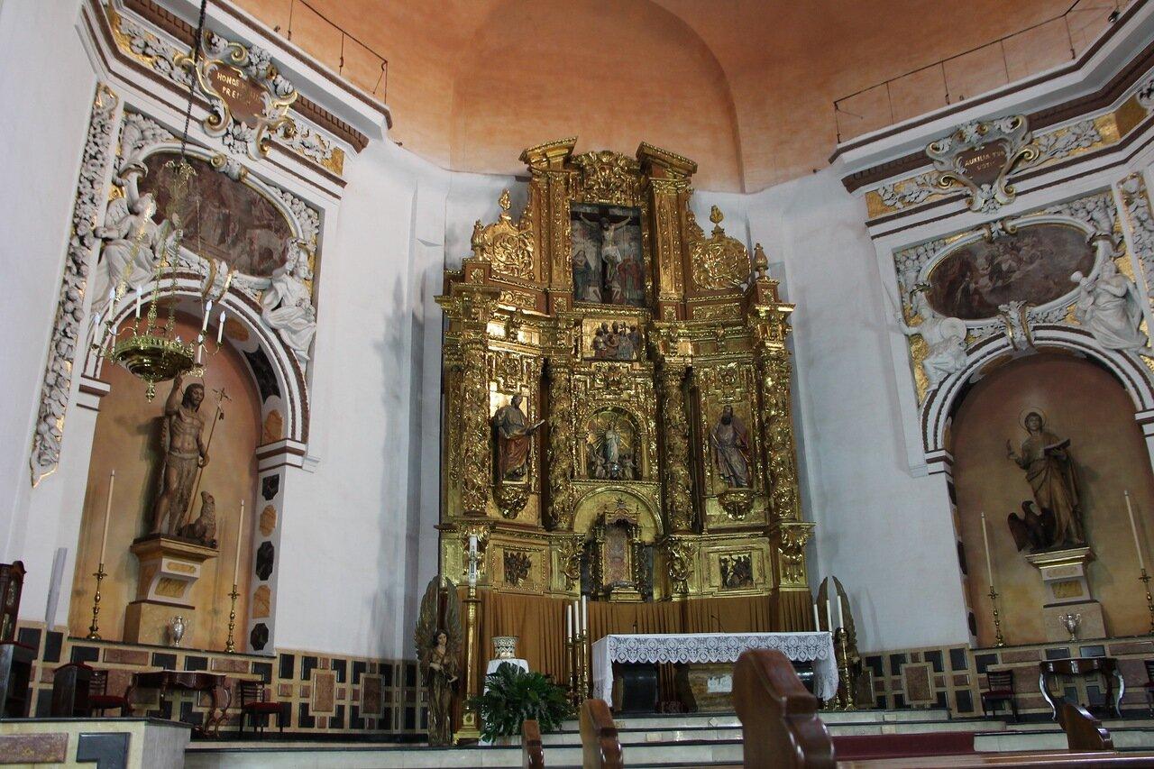 Валенсия. Церковь Сан-Хуан у рынка (Iglesia de San Juan del Mercado)