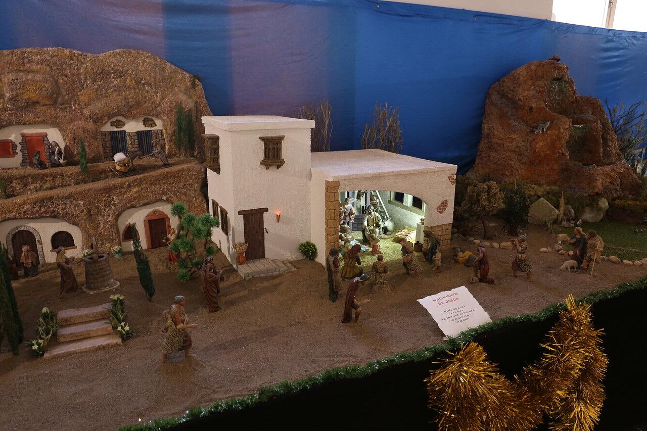 Ориуэла. Музей вертепов (Museo de los Belenes)