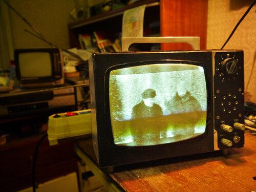 Самодельный телевизор