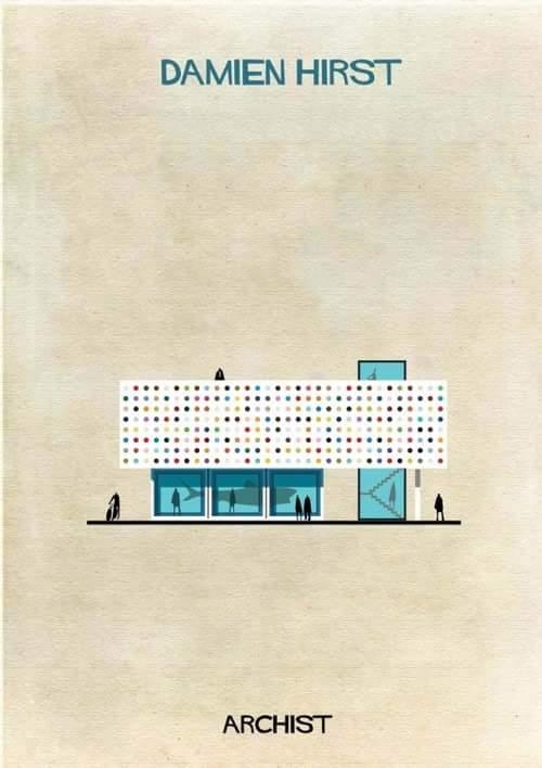 Если бы дома проектировали не архитекторы, а художники-абстракционисты
