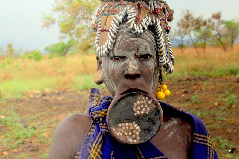 в африке сосут член в племени - 2