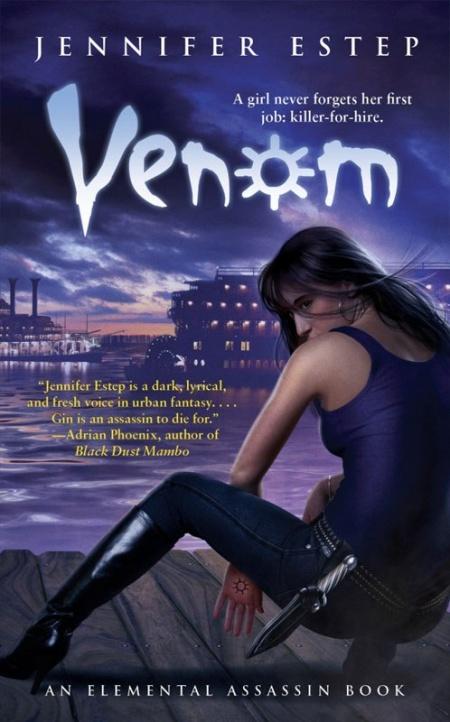 Книга « Venom »