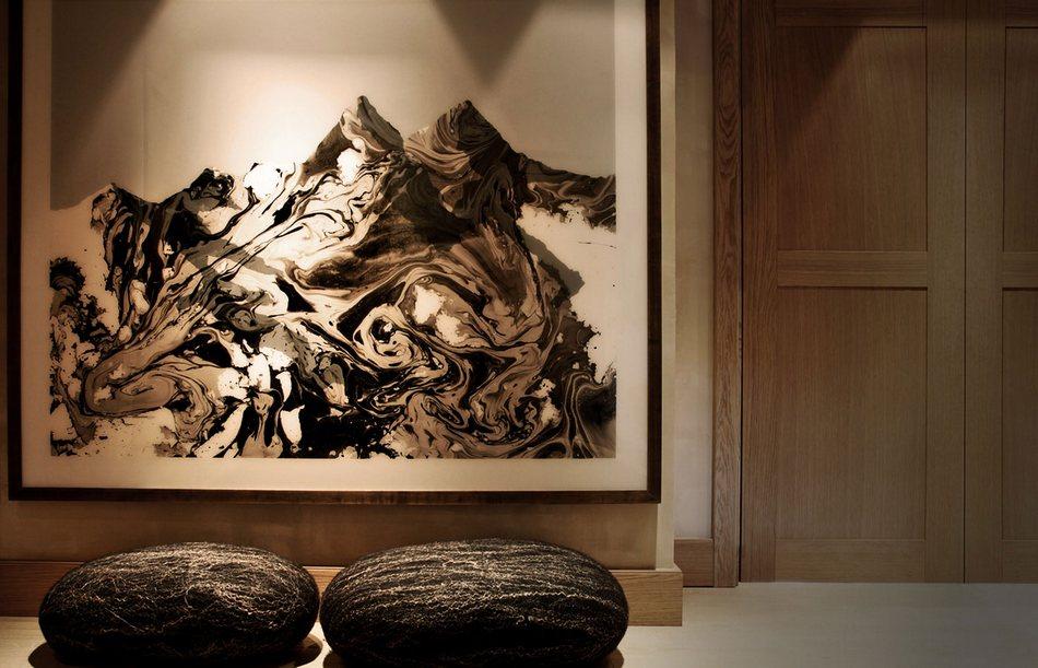 Отель Cheval Blanc в Куршавеле