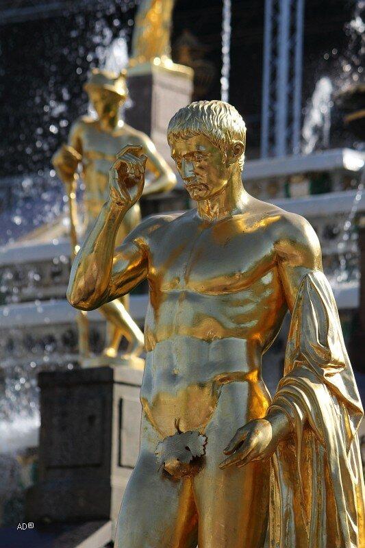 Статуя «Германик», 1801 г. (копия с оригинала скульптора Клеомена)